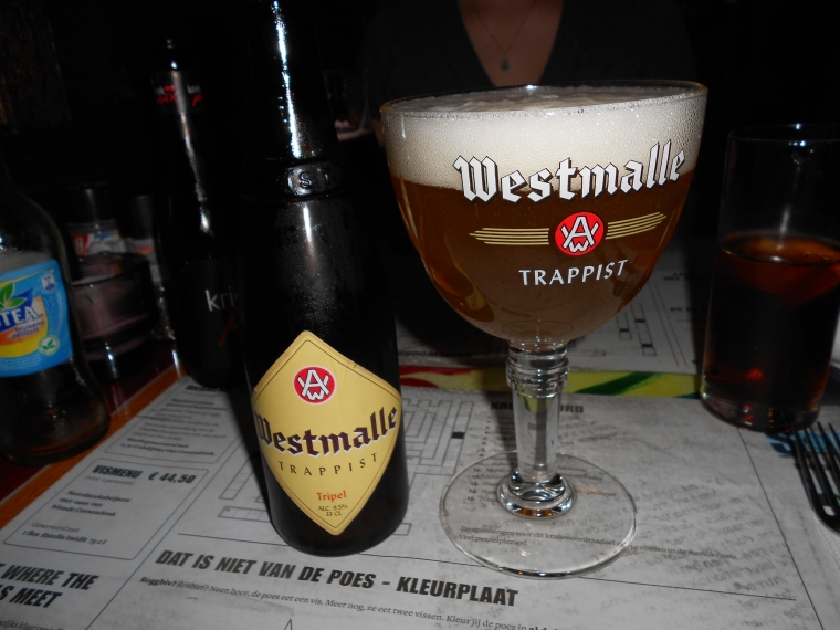 Trappist Westmalle Tripel Project Norse God Microbrewery
